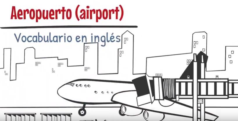 Lista 57 Ejemplos Vocabulario Aeropuerto Airport En